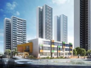 广州电建地产洺悦玉府新房楼盘图片