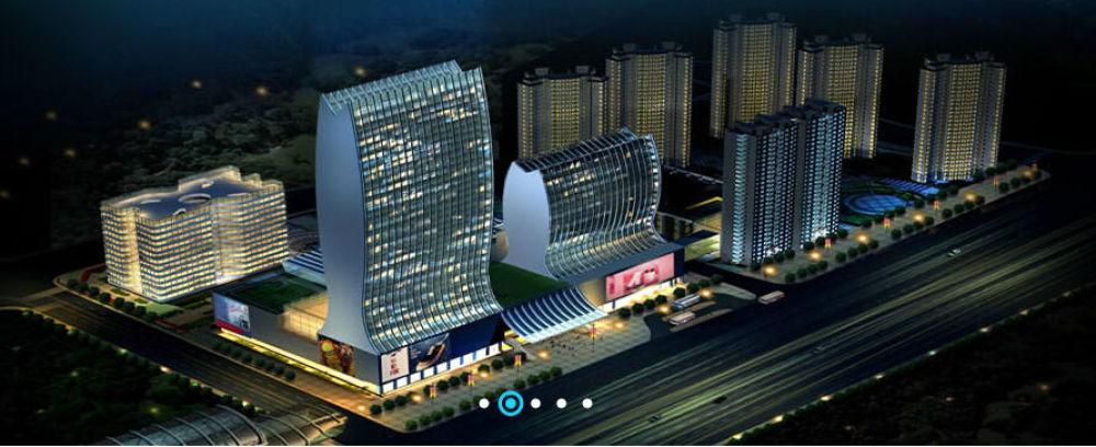 深圳今日国际新房楼盘效果图1