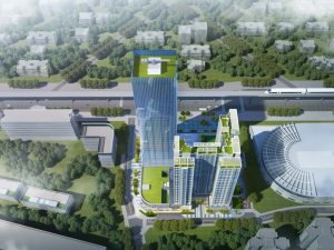 深圳富基置地大厦新房楼盘效果图7