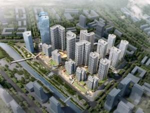 深圳龙城金地中心新房楼盘图片