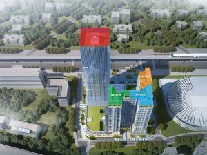 深圳富基置地大厦新房楼盘效果图6