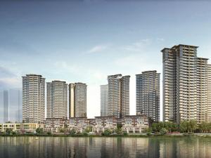 东莞金融街·金悦府新房楼盘图片