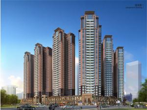 深圳中粮云景国际新房楼盘图片