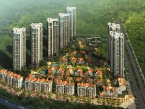 深圳中粮世家新房楼盘图片