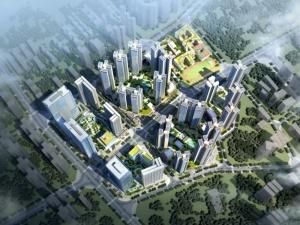 深圳万科星城新房楼盘图片