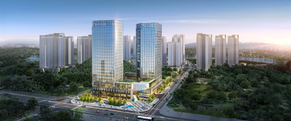 深圳益田科技中心新房楼盘效果图1