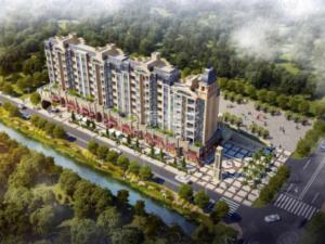 深圳和盛五十府新房楼盘图片