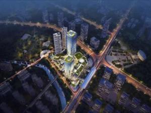 深圳特区建发乐府广场新房楼盘图片