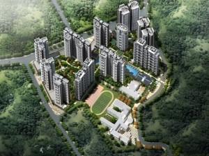 深圳锦绣御园二期新房楼盘图片