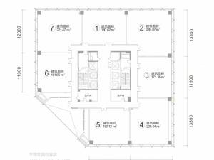 深圳益田科技中心新房楼盘户型图45