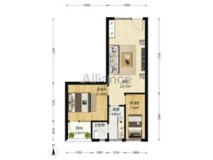 丽湖花园 2室1厅 75㎡深圳龙岗区布吉水径二手房图片