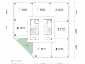深圳益田科技中心新房楼盘户型图49
