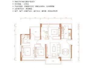 深圳今日国际新房楼盘户型图59