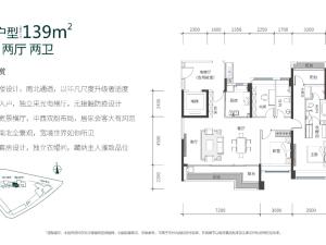 深圳中城宴华府新房楼盘户型图79