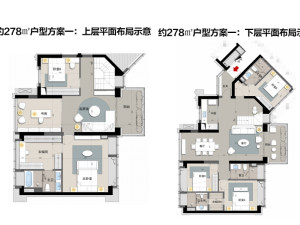 深圳龙华金茂府新房楼盘户型图116