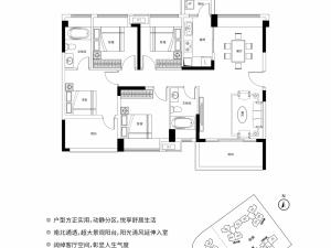 深圳宝昌利御峰公馆新房楼盘户型图50