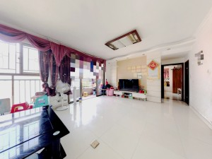 佳兆业茗萃园二期 2室2厅 79㎡ 简装深圳龙岗区平湖二手房图片