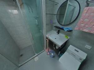 财富广场 1室1厅 42.18㎡ 整租_财富广场租房卫生间图片17