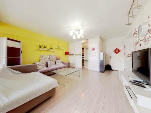 飞行员公寓 3室1厅 119㎡ 整租_深圳南山区南山中心租房图片