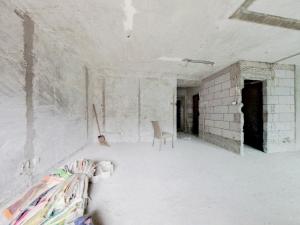 金色年华家园 2室1厅 61.77㎡ 毛坯_金色年华家园二手房客厅图片2