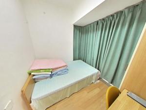 博林君瑞 3室2厅 88.81㎡ 整租_博林君瑞租房卧室图片6
