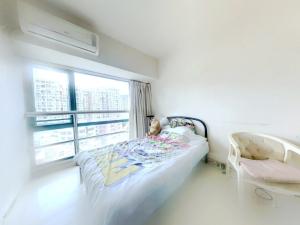 金色年华家园 2室1厅 52.61㎡ 精装_金色年华家园二手房卧室图片5