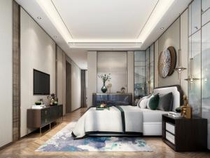 深圳清林半山花园新房楼盘样板间26