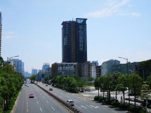 深圳龙光玖悦台新房楼盘实景图19