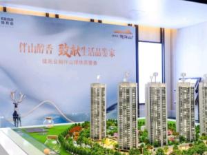 深圳佳兆业樾伴山花园新房楼盘实景图10