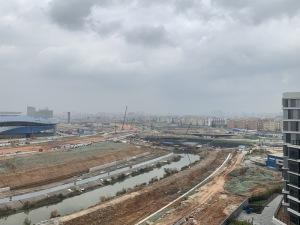 深圳会展湾南岸新房楼盘实景图37