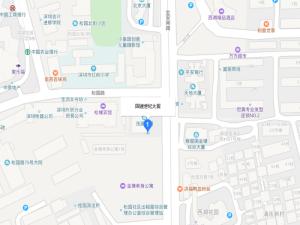 深圳国速世纪大厦新房楼盘交通图123