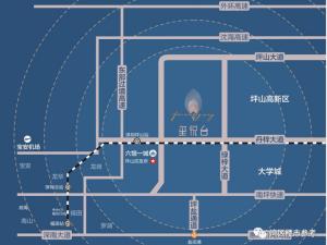 深圳玺悦台新房楼盘交通图36