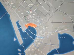 深圳欢乐港湾海府一号新房楼盘交通图28