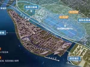 深圳会展湾中港广场新房楼盘交通图67