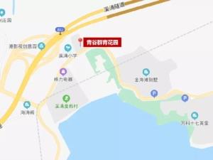 深圳青谷CYANVALLEY新房楼盘交通图57